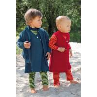 Merino bunda na zips pre deti